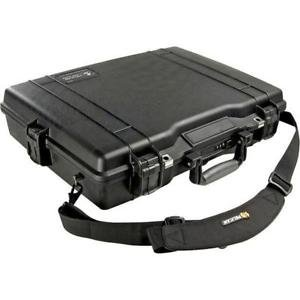 Pelican 1490cc1 Deluxe Notebook Computer Case - Black ()