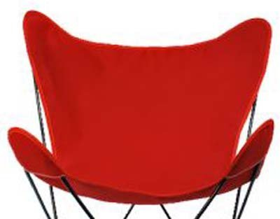 Hammock King Classic Butterfly Replacement Cover Red