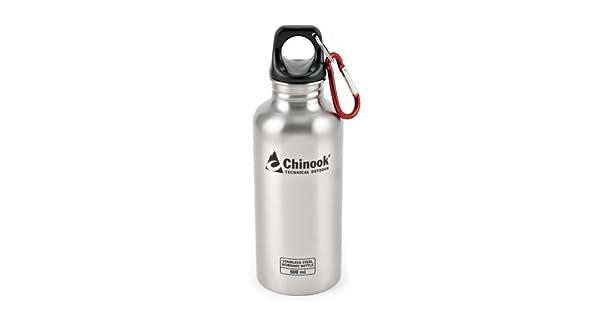 Amazon.com: Chinook Cascada Widemouth Acero Inoxidable ...