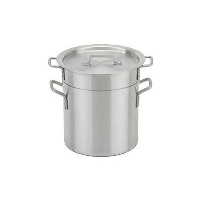 Royal Industries ROY DB 20 20 Qt Aluminum Double Boiler