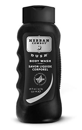 Herban Cowboy Body Wash, Dusk, 18 Ounce (Soap Herban Shave)