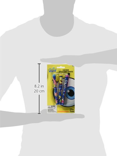 Party Accessory Amscan 396464 Pens SpongeBob Collection