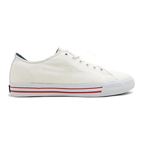 Supra Thunder Low Skate Shoes Styler Vintage White, shoe size:42.5