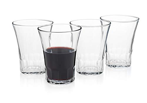 Tavola Wine Tumblers (Gift Box Set of 4) For Sale