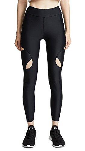 ad7e0d15a26 Cushnie et Ochs Women s High Waisted Leggings with Knee Cutouts
