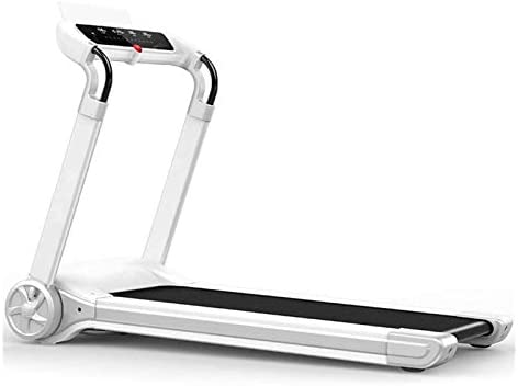 YFFSS Running Machines Folding Electric Portable Treadmill Low Noise Jogging Walking Running Machine Exercise Treadmill with Bluetooth Speaker for Home Gym Exercise Fitness 1