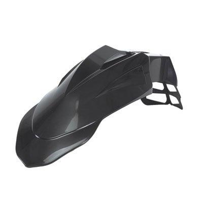 Acerbis Super Motard Front Fender Black for Yamaha XT250 2008-2018