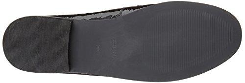 Bronx Damen BX 1402 Bfrizox Slipper Schwarz (Black 01)