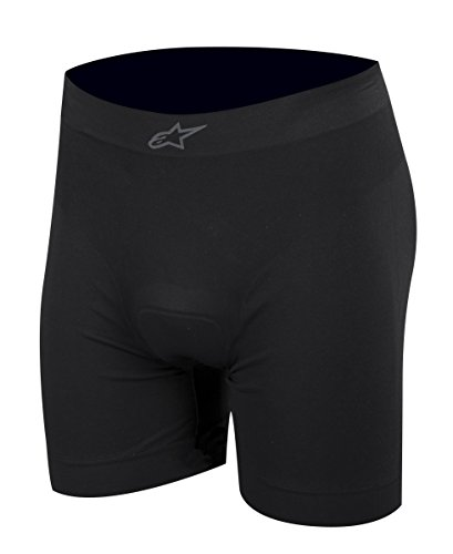 Alpinestars Men's MTB Tech Shorts Underwear, XX-Large/3X-Large, Black