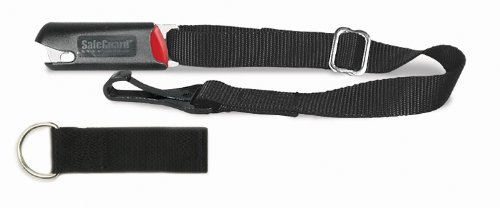 PetBuckle Kwik-Connect Tether for the Universal Travel Harness Pet Seat Belt, 1-Inch by 20-Inch, My Pet Supplies
