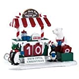 Lemax Exclusive Cocoa While We're Waiting, Set of 7 #73315