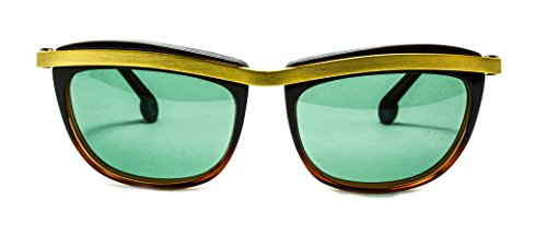 Sunglasses Claire Goldsmith Logan Sunset brown sunglasses - Goldsmith Sunglasses