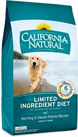 California Naturals Herring And Sweet Potato 26 Lb