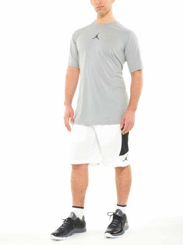 adb0b92a3f5 Jordan Dri-Fit Dominate Fitted Training T-Shirt Style: 465072-075 Size: L