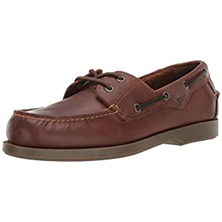 Dockers Men's Castaway Boat Shoe,Tan,11 M US