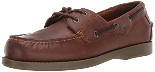Dockers Men's Castaway Boat Shoe,Tan,14 W US