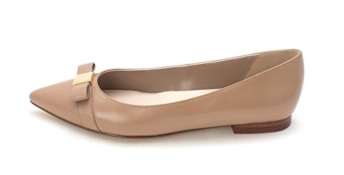 Cole Haan Womens 14A4178 Pointed Toe Slide Flats Cremini Casra9g