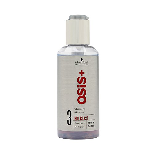 OSiS+ BIG BLAST Volumizing Gel, 6.75-Ounce (Gel Blasts)