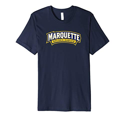 (Marquette Golden Eagles NCAA T-Shirt PPMAR04 )