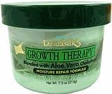 Lustrasilk Growth Therapy, Aloe Vera for Moisture Repair, 7.5 Oz