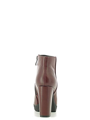 Ankle Cafenoir XQ906 Women Brown Boots Dark 4qp5rqw