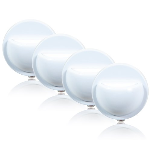 - Maxxima MLN-12 Wall Wash LED Night Light With Dusk to Dawn Sensor (Pack of 4)