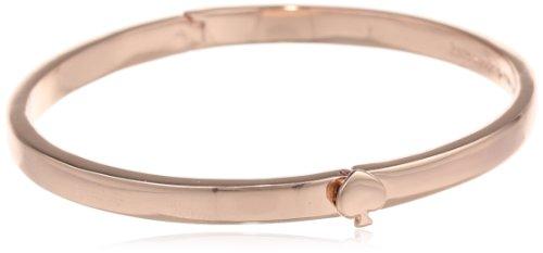 kate spade new york Thin Hinge Rose Gold - Rose Gold Bracelet Kate Spade