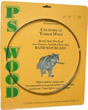 Timber Wolf 70 1/2 x 1/4 x 6 tpi band saw blade