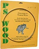"""Timber Wolf 70 1/2"""" x 1/2"""" x 4 tpi Band Saw Blade"""
