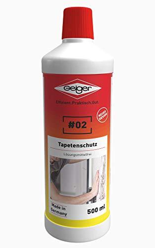 Geiger Chemie Nr. 02 tape bescherming oplosmiddelvrij 12 x 500 ml fles