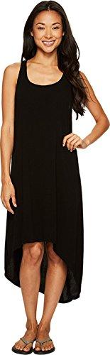 Hard Tail Women's Hi-Low Tank Dress Black -