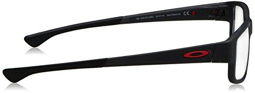 52 Lunettes BLACK mm SATIN Oakley INK de soleil 52 Traildrop UHvaHq