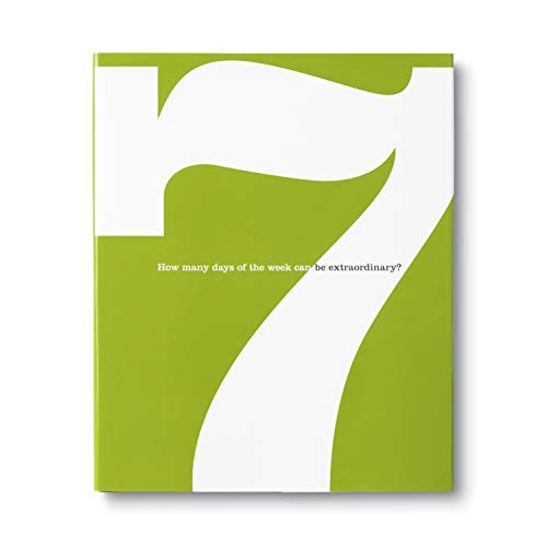 The 7 Book: How Many Days of the Week Can be Extraordinary?