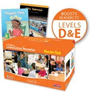 Leveled literacy intervention blue system program guide levels c n fountas pinnell leveled literacy intervention lli orange system booster pack levels d fandeluxe Gallery