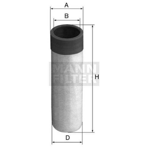Mann Filter CF50 Filtre /à air de post-combustion