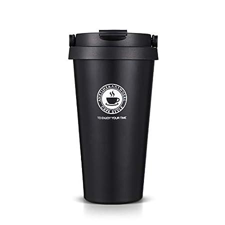 SLOSH Vaso Termico Café Termo Taza Termica Viaje Botella Acero Inoxidable Agua para Llevar Sin Bpa Thermos Frascos INOX Copa Hermetico Taza Coche ...