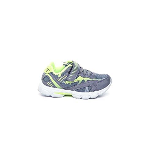 Australian Zapatos Deportivos Junior Tiempo Libre Color Grey Articolo Au18203, 28