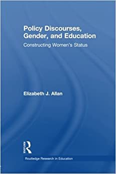 Policy Discourses, Gender, and Education (Routledge Research in Education)