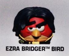 Amazoncom Star Wars Angry Birds Rebels Ezra Bridger Bird Telepod