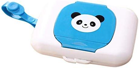 Chuihui Outdoor-Reisen nasses Papiertuch Container Umweltfreundlich Clutch and Clean Wipes for Baby-Hautpflege-Seidenpapier-Aufbewahrungsbehälter-Halter, Rosa, China Geeignet für Jede Szene