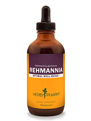 Herb Pharm Rehmannia Liquid Extract – 4 Ounce