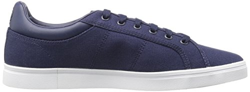 Canvas Carbon Perry Ivy Fred Men Sidespin Blue P7CqBx
