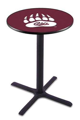 (Holland Bar Stool L211B University Of Montana Officially Licensed Pub Table, 28