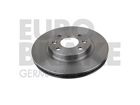 eurobrake 5815203910 Disco de freno rotores