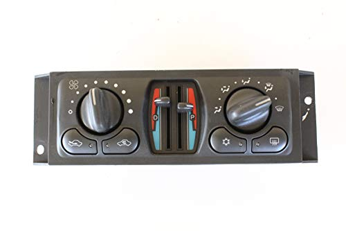 (04 05 Chevy Impala Climate Control Panel Temperature Unit A/C)