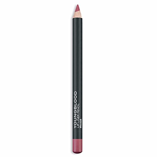 Youngblood Lip Liner, Rose, 1.1 Gram
