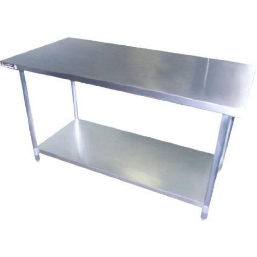 Aero Work Table w/ Lower Shelf and 2¼ i - 3036 Work Table Backsplash Shopping Results