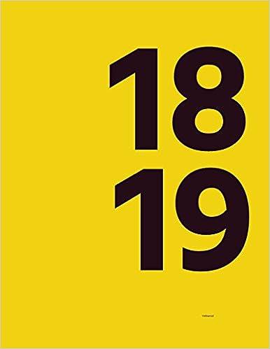 18/19 Yellowrod: Student Planner/Student Agenda/Class ...