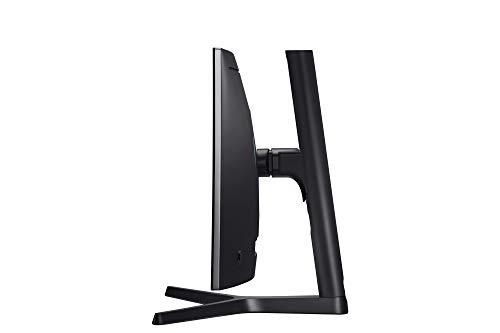 Samsung 23.5-inch (59.69 cm) Curved Gaming Monitor -LC24FG73FQWXXL (Dark Blue/Black)