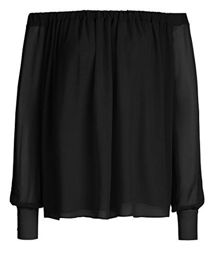 Josh v - Camisa deportiva - Manga Larga - para mujer negro